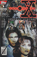 The X Files:1-1995-Special Edition-Topps Comic
