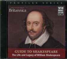 Enciclopedia Britannica, GUIDA A William Shakespeare, Life and Legacy Win / MAC