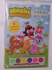 Moshi Monster Poster Art Set