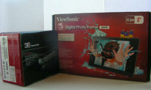 LG IC330 Video Picture Camera and ViewSonic 3D Viewer with Fujifilm 3D Software