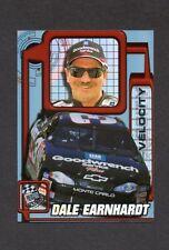 DALE EARNHARDT 2001 Press Pass Velocity Insert Racing Card #VL9 NM/MT