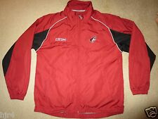 Arizona Coyotes NHL CCM Hockey Red Jacket M Medium mens med