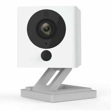 WYZE WYZEC2 1080p HD 32GB Wi-Fi Indoor Smart Home Alexa Camera - White
