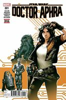 Star Wars Doctor Aphra #1 Marvel Comic Book 1st Print 2017 / NM