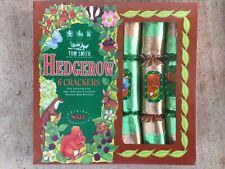 Wade Boxed Hedgerow Christmas Crackers, Mib
