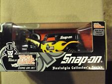 New In Box Snap On 1939 Chevy Sedan Delivery 1/24 Racing Champions tool magic