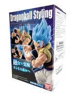 Super Saiyan God Gogeta Dragon Ball Bandai Styling Authentic Figure