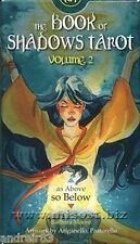Tarot Cards Book of Shadows volume 2 So Below 78 cards + instruction Taro TC84