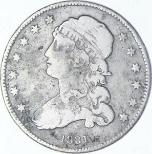 1831 Capped Bust Quarter - Charles Coin Collection *531