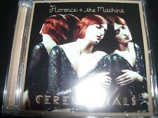Florence & The Machine Ceremonials Australian Limited Edition 2 CD (No Slipcase)