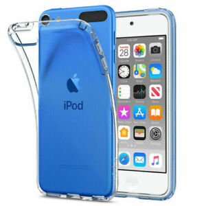 iPod Touch 7th / 6th Gen Case  [Liquid Crystal] Crystal Clear Cover