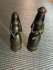 Teppich Israel Miniature Lady Figure Pair, Movable Arms