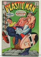 Plastic Man #5 FN+  DC Comics SA