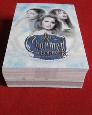 CHARMED FOREVER - COMPLETE BASE SET (72 cards) - Inkworks 2007