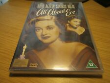 All About Eve [DVD]  DVD ~ Bette Davis   New Sealed