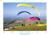 uk39860 south downs Paragliding sport uk sussex parachutisme