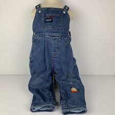 OshKosh Bgosh Toddler Childrens Size 12m Penguin Denim...