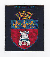 SCOUTS OF BELGIUM - BELGIE / BELGIQUE FSC SCOUT TOURNEY PATCH ~ EXT++++ SCARE