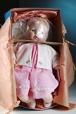 "Madame Alexander Victoria baby doll  #5770 18"""