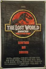 THE LOST WORLD: JURASSIC PARK DS ROLLED ORIG 1SH MOVIE POSTER SPIELBERG (1997)