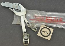 Vintage New NOS 1950s Balilla (Galli Giovanni) Leather Bicycle Pedal Toe Straps
