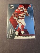 2020 Panini Mosaic Football Clyde Edwards-Helaire #212 RC Rookie Base Chiefs