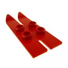 1 x Lego Duplo Ski Kufen rot Zubehör Snow- Schnee- Mobil Set 3621 41977