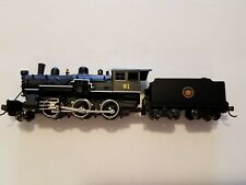 Model Power ~New~ N Scale Canadian National Steam 2-6-0 Mogul DCC & Sound 876131