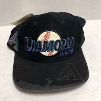 Vintage 90s Arizona Diamondbacks New With Tags Baseball Snapback