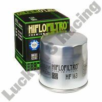 HF163 oil filter for BMW K 75 100 1100 1200 K1 R 850 1100 1150 1200 Hiflo Filtro