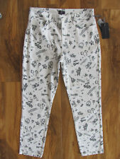 NYDJ Not Your Daughter's Jeans Clarissa Skinny Ankle-California-Size 6 -NWT $130