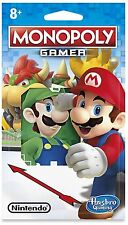Monopoly Gamer Figure Pack: Luigi, Toad o Fire Mario