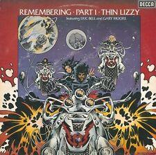 THIN LIZZY Remembering Part 1 Vinyl Record LP Decca SKL 5249 1976