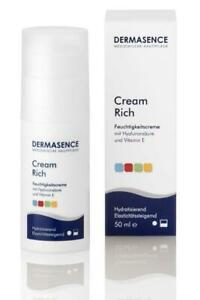 DERMASENCE Cream rich 50 ml PZN: 7261689
