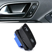 Driver Side Central Door Lock Switch Button Fit for VW Jetta Golf GTI MK5 se