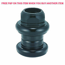RPM 1 INCH THREADED BIKE / MTB HEADSET 35mm STACK EXTERNAL CUP TYPE TH-360 BLACK