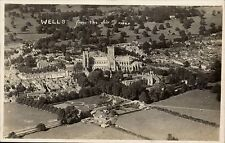 Wells from the Air # 4396 A. Aerial View.