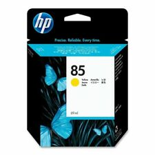 HP 85 C9427A  - INK JET CARTRIDGE CARTUCCIA YELLOW -  EXPIRED 2013