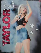 TAYLOR SWIFT - A2 Poster (XL - 42 x 55 cm) - Clippings Fan Sammlung NEU