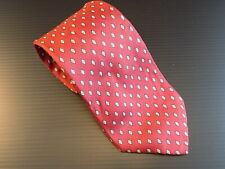 "Vintage Mens Silk Neck Tie Damon Imported Italian Silk Edward""s"