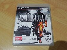 BATTLEFIELD BAD COMPANY 2  (PS3 GAME)