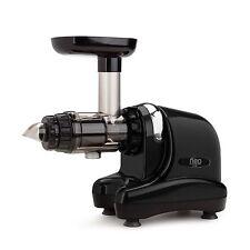 Extracteur de Jus Oscar Neo Juicer Machine à Jus - Noir