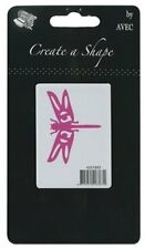 Stanzschablone - Double Do -   Libelle / Dragonfly      6,5 x 4,5 cm