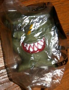 RARE 1995 Street Sharks Jab Street Squirter-Hammerhead-Taco Bell toy Sealed MIP