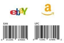 5000 Codici Compatibili con EAN UPC Gs1 per tutti i marketplace worldwide mail