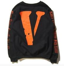 NWT VLONE Long Sleeve Camo Shirt Sweatshirt A$AP Bari Virgil S - XL