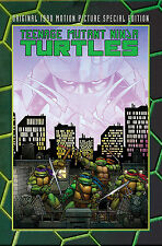 Teenage Mutant Ninja Turtles Original Motion Picture Special Edition HC IDW TMNT