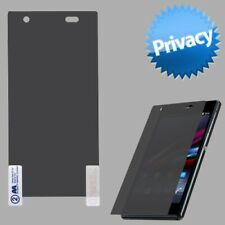 Transparent Privacy Screen Protector Film Cover for Sony Ericsson Xperia Z1S