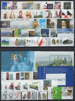 CB145260/ GERMANY – YEAR 2002 MINT MNH MODERN LOT – CV 200 $