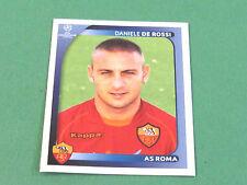 459 DANIELE DE ROSSI  AS ROMA UEFA PANINI FOOTBALL CHAMPIONS LEAGUE 2008 2009